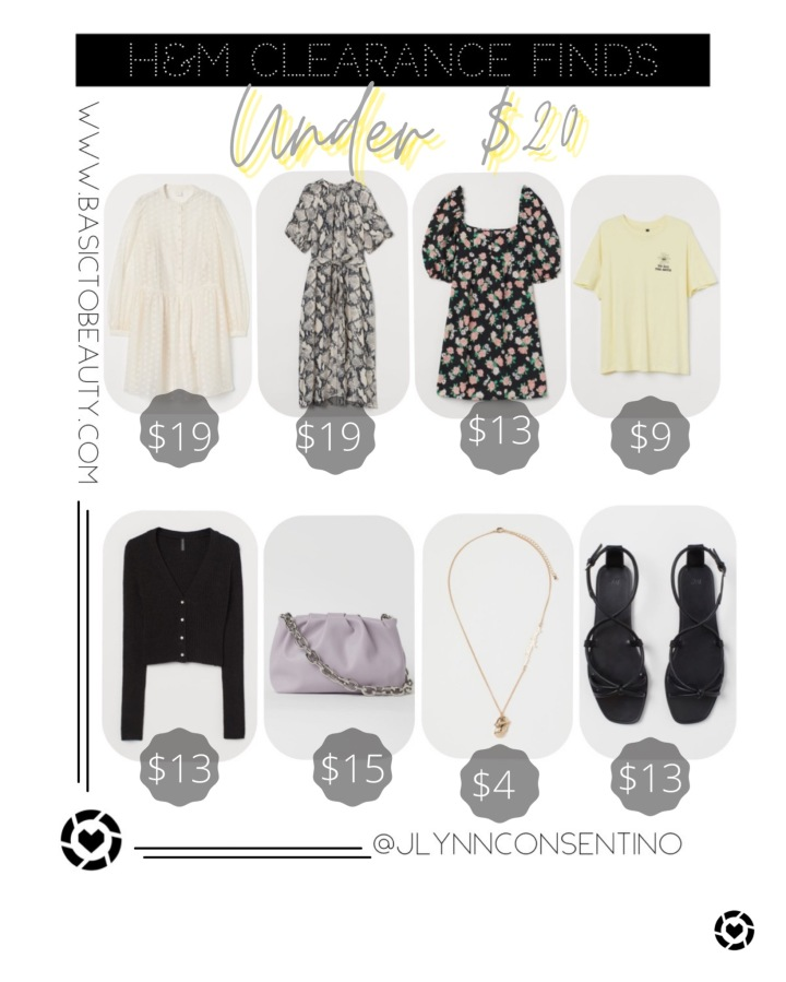 07/20/2021: H&M Clearance Finds Under$20!